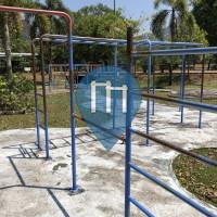 Mueang Phang-nga - уличных спорт площадка - Somdet Phra Srinagarindra Park Phang-nga