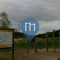Grasse - 户外单杠 - Mémorial de Coluche