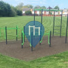 Shifnal - Outdoor Exercises Gym - Wheatfield Drive Recreation Grounds