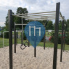 Barra per trazioni all'aperto - Karczew - Workout Park Karczew