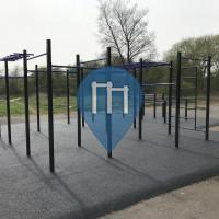 Mansfield - Parco Calisthenics - Calisthenics park The Carrs