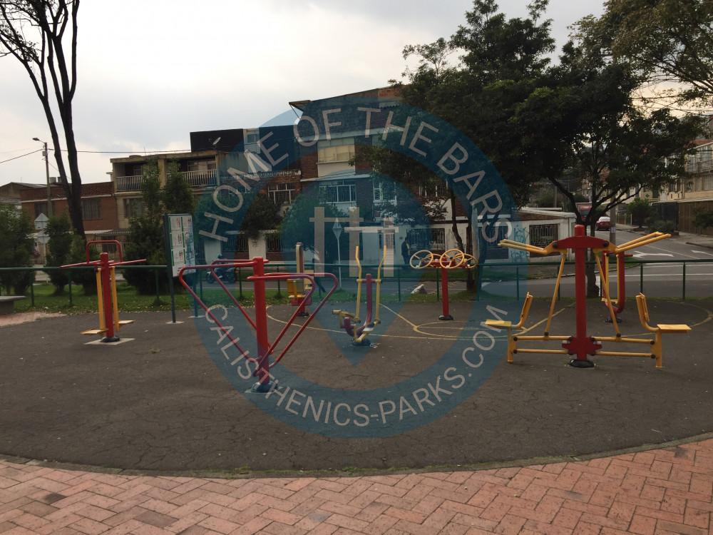 Bogot barra per trazioni all 39 aperto parque ciudad for Barrio ciudad jardin bogota