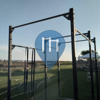 徒手健身公园 - 菲乌米奇诺 - La Rambla-Maccarese