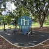 Ginásio ao ar livre - Brisbane - Bodyweight training station Norman Buchan Park