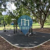 Fitness Park - Brisbane - Bodyweight training station Norman Buchan Park
