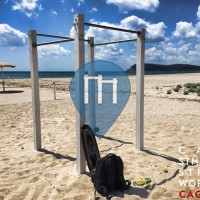 Cagliari - Parco Calisthenics - Poetto