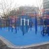 Amesterdão - Parque Calistenia  - Stadspark Osdorp