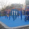 Amsterdam - Parc Street Workout  - Stadspark Osdorp