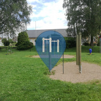 Rabenau - Barras de dominadas al aire libre - Lohndorf