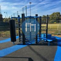 Ginásio ao ar livre - Dugny - Aire de fitness AirFit