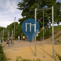 Malmö - Parcours Sportif - Pildammsparken
