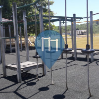 Picton - Calisthenics Stations - Queen Charlotte College