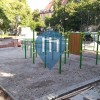 Parc Street Workout - Karlsruhe - Calisthenics-Anlage Karlsruhe-Südstadt