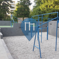 Múnich - Parkour Park - Ludwig-Thoma-Realschule