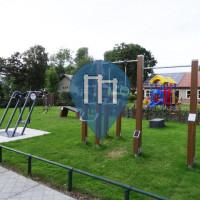 Схаген - уличных спорт площадка - Burghorn