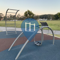 Ginásio ao ar livre - Coffs Harbour - Outdoor Fitness Brelsford park Coffs Harbour