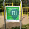 Parque Calistenia - Alytus - Street Workout Park Alytus