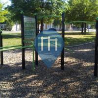 Orlando - Calisthenics Facility - Orlando Festival Park