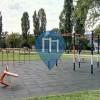 Wien - Outdoor Fitness Anlage - Donaupark