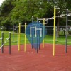 Lampertheim - Parc Street Workout (Eibe)  - Stadtpark