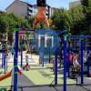 Ourense - Parco Calisthenics - Rúa Alameda do Cruceiro