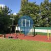 уличных спорт площадка - Винер-Нойдорф - Calisthenics Gym Kahrteich | Gemeindeteich Wr. Neustadt