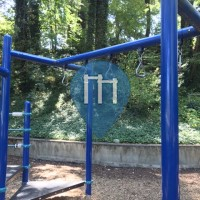 Outdoor Pull Up Bars - Vancouver - Street Workout Park Leverich Park