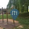 Udine - Barra per trazioni all'aperto - Parco Moretti