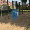 Delfgauw - Outdoor fitness station - Pondstraat