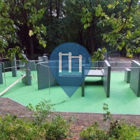 Воркаут площадка - Кёнигштайн - Parkour Park Königstein