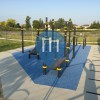 Parque Calistenia - Winnipeg - Kenguru Pro. Street Workout Park Winnipeg