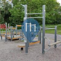 Outdoor-Fitness-Anlage - Lahti - Outdoor Fitness Erviänpuisto