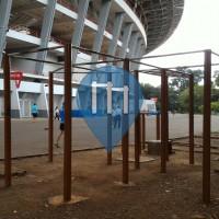 Jakarta - Parco Calisthenics - Gate VII Gelora Bung Karno