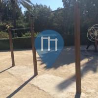 Burjassot - Calisthenics Parks - Parque de la Granja