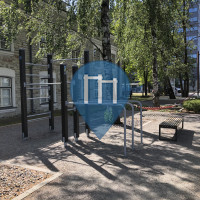 Tallinn - Parque Calistenia - Ülemiste