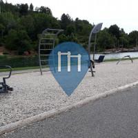 徒手健身公园 - 迪涅萊班 - Plan d'eau, Dignes les Bains 04000