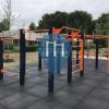 Outdoor Fitness Park - Leeuwarden - Calisthenics equipment Beweegtuin Westeinde