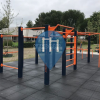Parque Calistenia - Leeuwarden - Calisthenics equipment Beweegtuin Westeinde