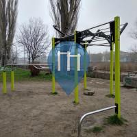 Plovidiv - Calisthenics Station - Karshiaka