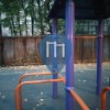New York - Outdoor gym equipment - Maple Playground