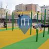 Bonneuil-sur-Marne - Calisthenics Facility - Parc Street Workout Colonel Fabien