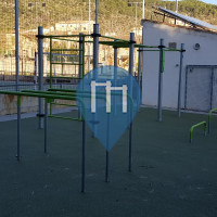 Пучпуньент - Воркаут площадка - Camí De Sa Vela