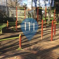 Vicente López - Street Workout Geräte - De los Inmigrantes