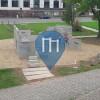 Chemnitz - Parkour Park - Konkordia Park