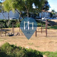Santa Barbara - Street Workout Park - Dwight Murphy Park