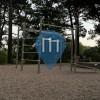 Parco Calisthenics - Porto - Outdoor Gym Parque de la pasteleira