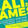 Cali Games Germany - Berlin 2017 - Calisthenics Event