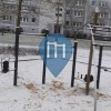 Berlin - Outdoor-Fitnessstudio - Marzahn