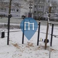 Berlin - Outdoor-Fitnessstudio - Marzahn
