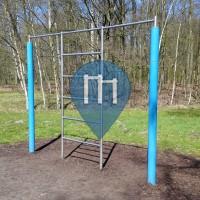 Bremerhaven - Fuga de Fitness - Bürgerpark